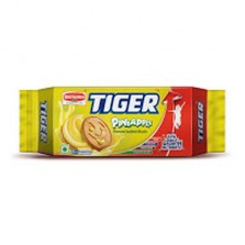 Britannia Tiger Cream Pineapple, 50 gm