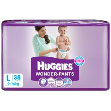 Huggies Wonder Pants Medium Size Diapers  44 Pcs