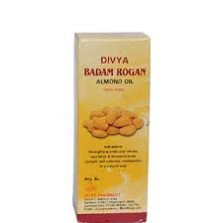 Patanjali Badam Rogan Oil 60ML