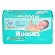 Huggies New Born Upto 4 Kg 24 Pieces